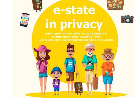 e-state in privacy
