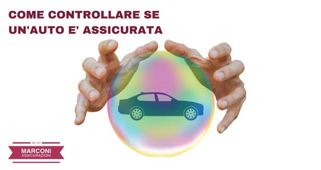 Controllare se auto è assicurata