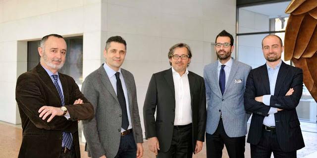 Il presidente del Consiglio di Amministrazione è Tommaso Riva Berni, affiancato da Renzo Di Lizio e Gabriele Fancello (lato agenti), Alberto Rossi e Roby Arlati (lato Compagnia).