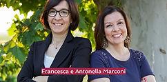 Antonella e Francesca Titolari Marconi A