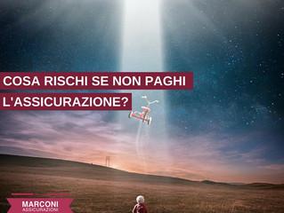 ECCO COSA RISCHIA CHI NON PAGA L'ASSICURAZIONE RCA