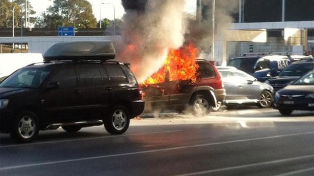 autocombustione l'assicurazione paga?