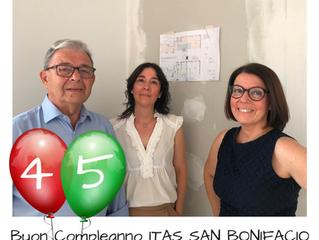 Buon Compleanno ITAS San Bonifacio