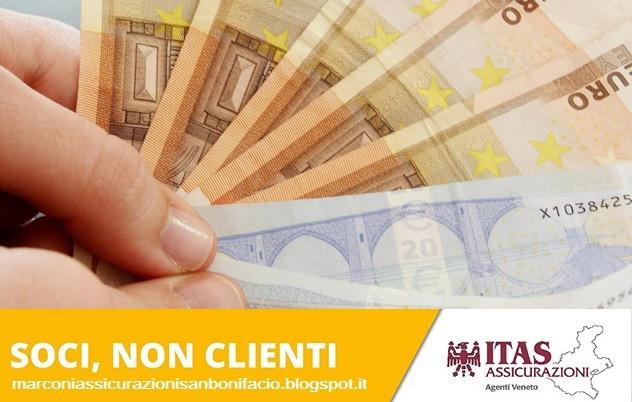 Fondi Pensione ITAS Assicurazioni San Bonifacio