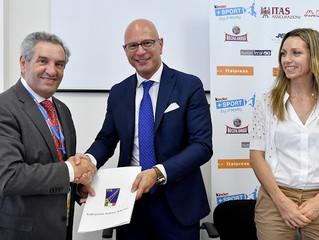 ITAS Assicurazioni è il nuovo main sponsor della Federazione Italiana Scherma