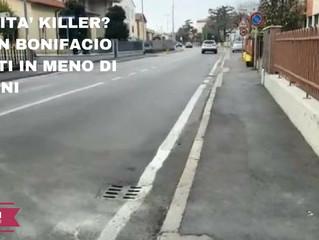 VELOCITA' KILLER?...A SAN BONIFACIO 2 MORTI IN MENO DI 3 GIORNI