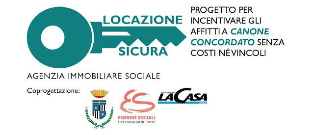 Marconi Assicurazioni San Bonifacio in collaborazione con il comune di san Bonifacio per il Progetto Locazione Sicura