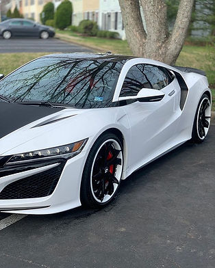 Acura NSX Dialed In!! Paint corrected us