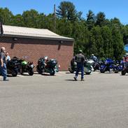 May 2018 Group Ride