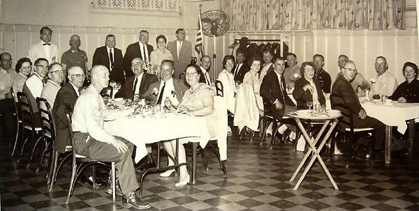 Fritzie's Roamers 1947 Banquet