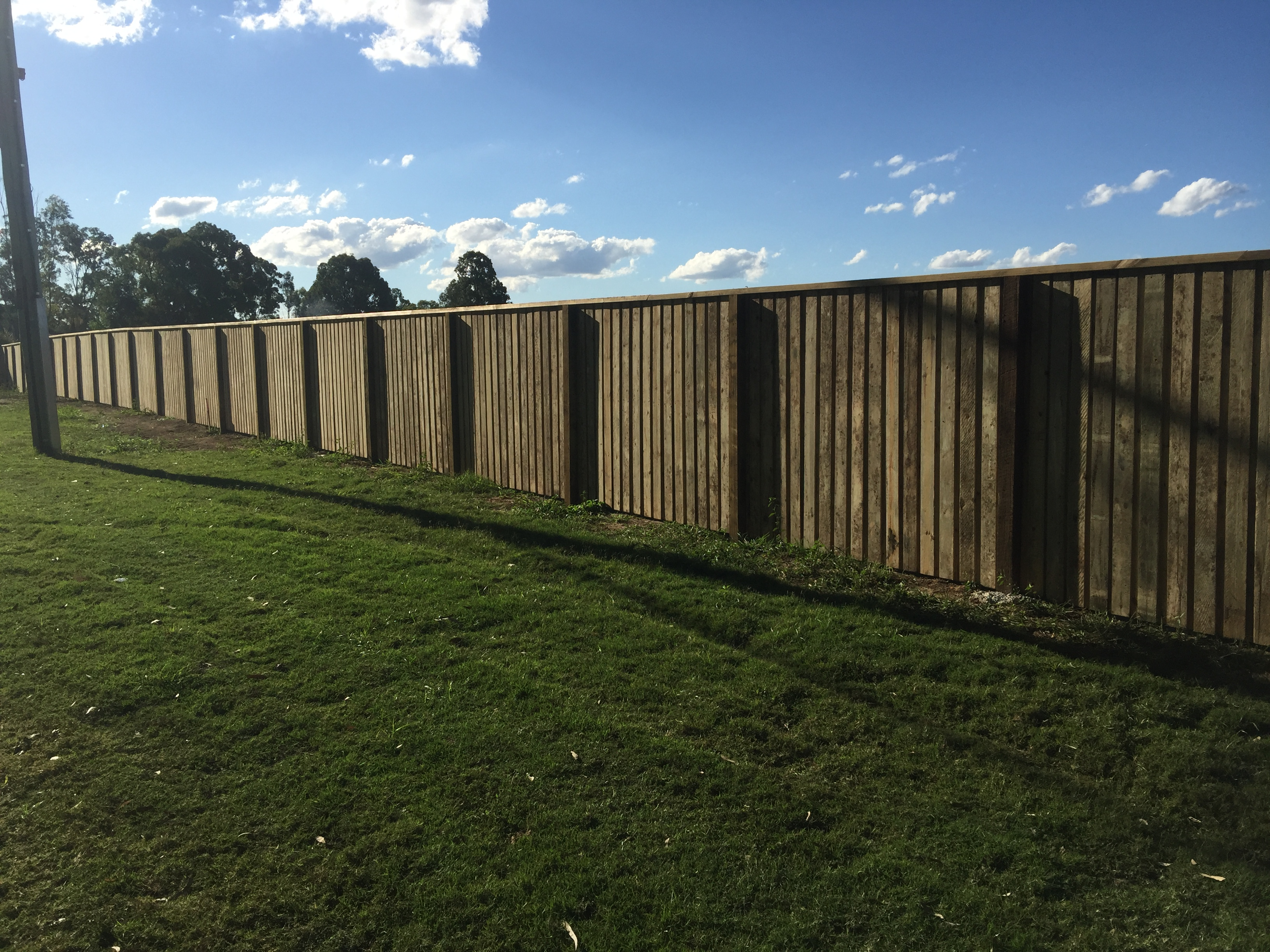 Good Neighbour Timber Fencing