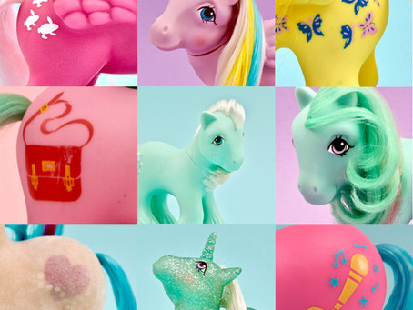 G1 Pony Stock Update!