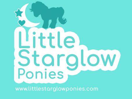 Welcome to the NEW LittleStarglowPonies website!