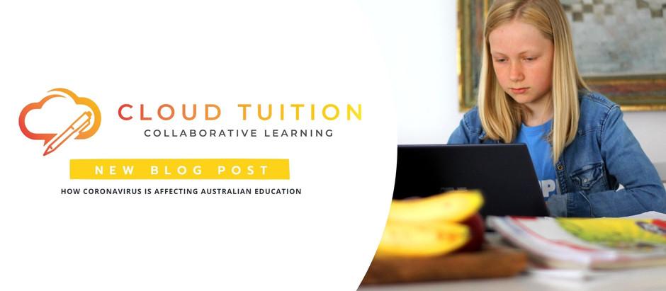How Coronavirus is Affecting Australian Education