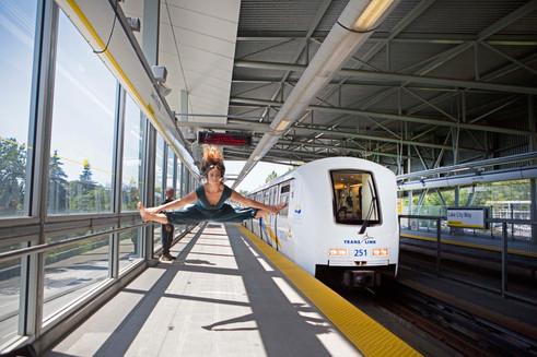 Trainspotting with Millissa Greenwood