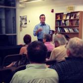 Steven Womack Author Event