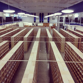 Nashville empty shelves, 2012