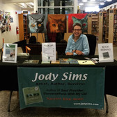 Jody Sims Author Event
