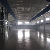 Nashville empty new store, 2012