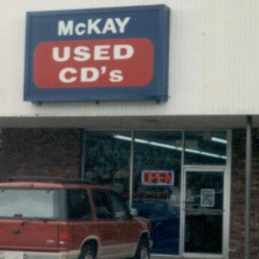 McKay's Knoxville CD store, early 90s