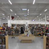 Winston-Salem toys section, 2019