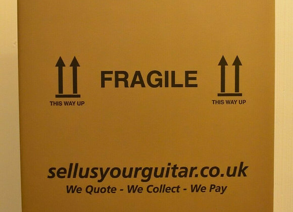 Guitar Packaging - Acoustics or Guitars with Hard Cases