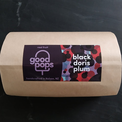 black doris plum goodpops 4 pack