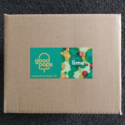 lime goodpops box of 24