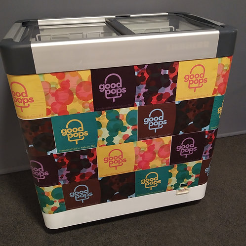goodpops freezer chocka block full of goodpops