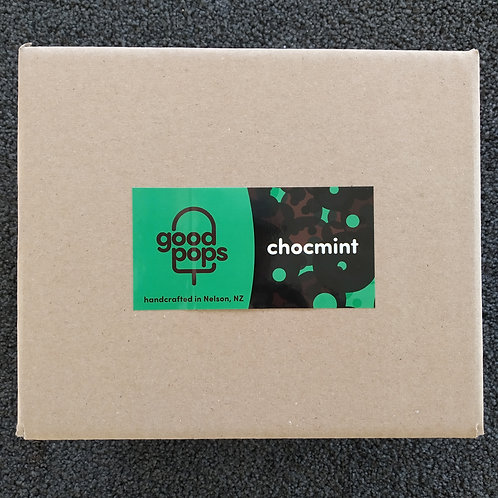 chocmint goodpops box of 24
