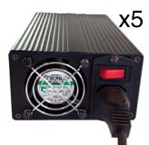 5 stk. Ozone-Clean 500