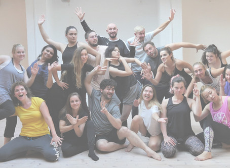 August Program 2019   Theatre and Movement Directing Lab