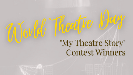 World Theatre Day and Your Stories