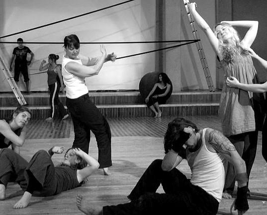Theatre Vollage | Artistic Leader S. Ostrenko | Latvia