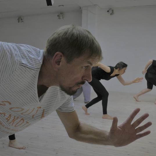 G.Ostrenko's Theatre Biomechanics Training in Germany