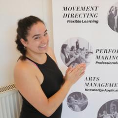 NIPAI Student: Andrea Terrasa