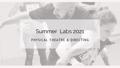 Summer Physical Theatre & Directing Labs at NIPAI