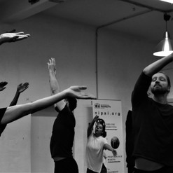 Movement Training for Actors by Gennadiy Ostrenko in Germany