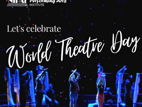 World Theatre Day with NIPAI