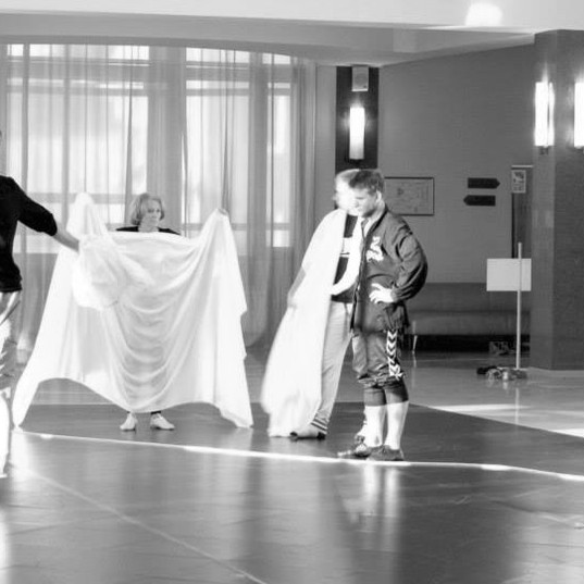 Gennadiy Ostrenko at the Rehearsals | Mo