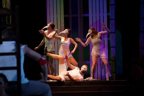 NIPAI Performance projects under artistic guidance of Sergei Ostrenko