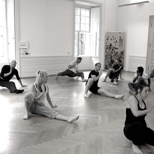 G.Ostrenko's Floorwork Training in Austria