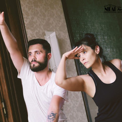 NIPAI Students: Peppe Russo and Macarena Losada