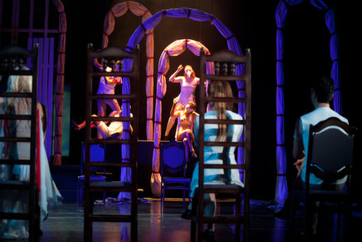 Students Performance under guidance of Sergei Ostrenko