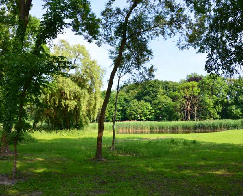 Trebnitz Castle Park   NIPAI