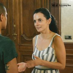 NIPAI Student: Varvara Pomoni
