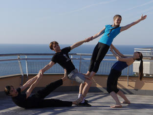 Physical Theatre and Directing workshop in Italy