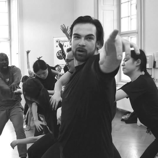 Physical Acting Workshop | S. Ostrenko | Austria