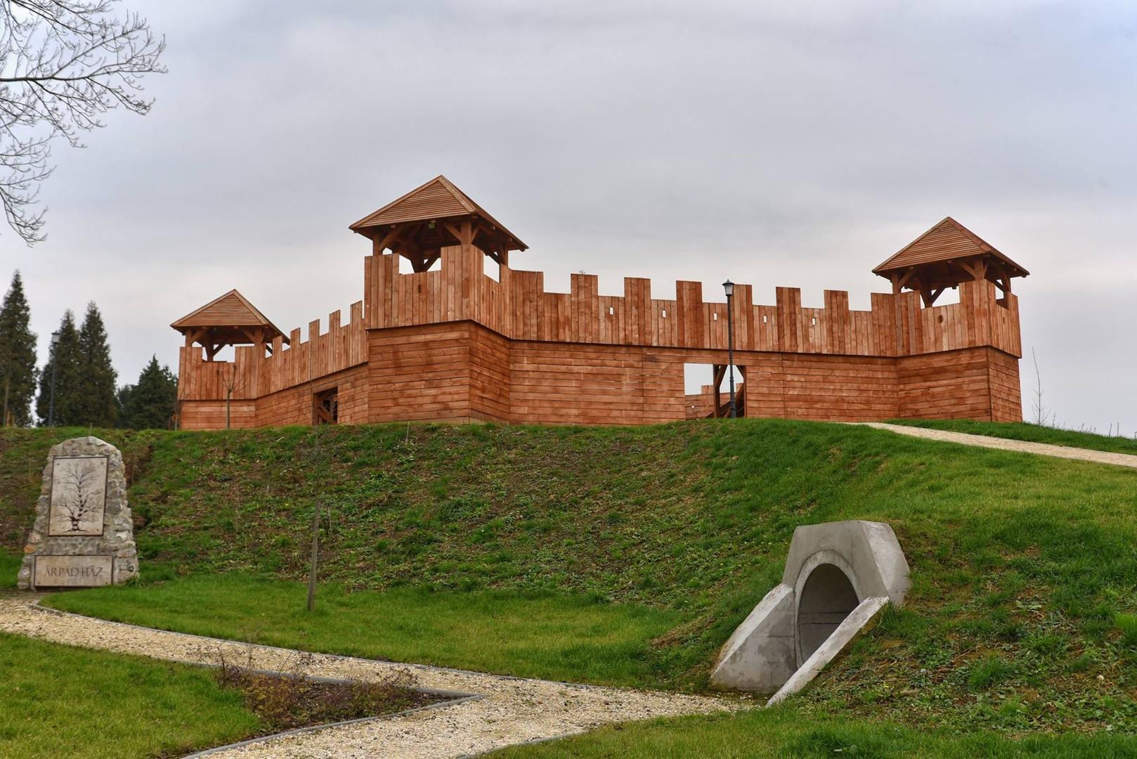 Csurgo Historical Park