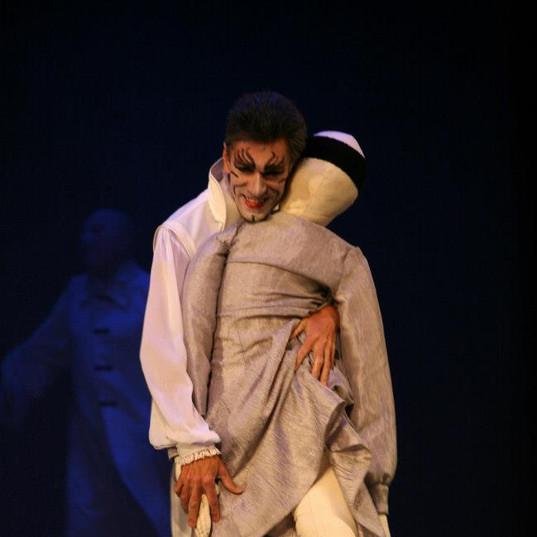 "Gennadiy Ostrenko's Costume Design for ""Passions of Romeo"" | Russia"